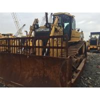 China Caterpillar D6H Used Bulldozer With Cheap Price , Used Dozer Original From Japan wholesale
