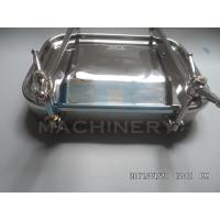 China Stainless Steel Sanitary Square Manhole Man Hole Manway (ACE-RK-22D) wholesale