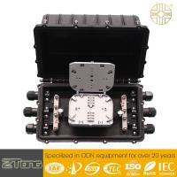6 Inlet / Outlet Ports Fiber Optic Joint Enclosure Waterproof GJS-4007