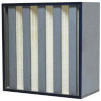 China Mini-pleat ULPA filter for clean room wholesale