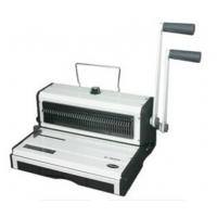 China Double wire binding machine on sale