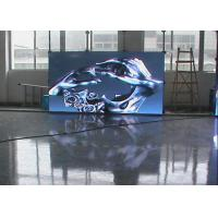 China High Definition Full Color Hanging LED Display Rental P4 For Exhibitions / Car Shows wholesale