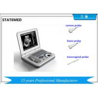 China Hospital Medical Portable Ultrasound Device Multi Language For Pregnancy Test wholesale