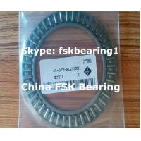 China AXK5578 Thrust Needle Bearing Axial Cage and Roller Steel Cage Open End 55mm ID 78mm OD 3mm Width on sale