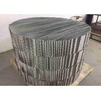 China 450Y Distillation Packing Customized Metal Sheet 1000mm Size 200mm Layer on sale
