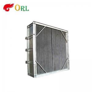 China Power plant hot water boiler Plate Type Boiler Air Preheater Alloy Steel , Boiler APH Energy Saving wholesale