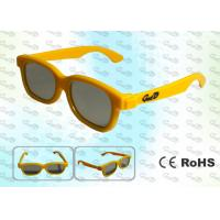 Buy cheap 3D TV Children style Circular polarized 3D glasses CP297GTS01C from wholesalers