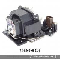 China Original Projector Lamp with Mercury bulb and housing For 3M X20 Projector (78-6969-6922-6) wholesale