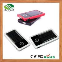 China China Solar Energy / Micro USB Solar Cell Phone Charger for Different Cellphone wholesale