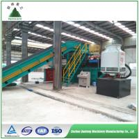 Quality Hydraulic full automatic factory price paper baling press baler machine with CE for sale