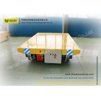 Buy cheap Aluminum Factory Rolled Coil Heavy load Transfer Cart on Rail from wholesalers