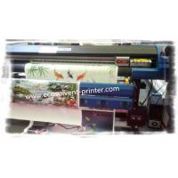 China Epson Two/Three DX7 Head UV Inkjet Printer 1.8M/70Inch  for Printing PU,Leater AC 100-220V wholesale