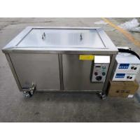 China 278L Oven Tray Industrial Stainless Steel Sink With Ultrasonic Heating Function on sale