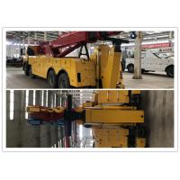 Buy cheap Control Structure Big Truck Wrecker 0 - 4500m Altitude 45 Meters Length Steel from wholesalers