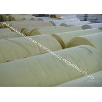 China Good Air Permeability Industrial Filter Cloth ,  High Tension Micron Filter Fabric on sale