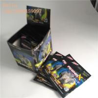 Quality Logo Customized Plastic Pouches Packaging wWith Zipper For Pills The Zip Lock for sale