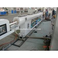China Auto Single Screw Extruder PPR Pipe Extrusion Machine 16mm-110mm wholesale