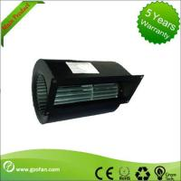 China DC Motor Double Inlet Centrifugal Fans For Water Chillers / Cooling Untis wholesale
