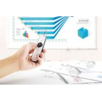 Quality 2.4Ghz Rf Wireless Presenter Draw A Line Annotation , Demonstrator Laser Projector Pen for sale
