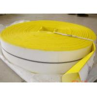 Quality Polyester / Cotton Woven Type Airslide Pneumatic Hose Canvas Air Slide Hose for sale