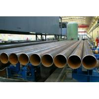 China Carbon steel pipe and tube ERW butt welded for pressure vessel service wholesale