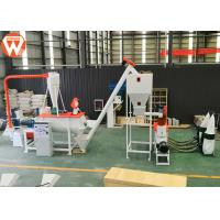 Buy cheap Small Poultry Feed Processing Plant Roller Feed Pellet Machine 30KW from wholesalers