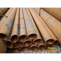 China Ellipse, Circle, Square, Rectangle galvanized / coated / black Welded Steel Pipes / Pipe wholesale