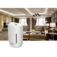 Buy cheap Grey Battery Operated Scent Diffuser Machine / Essential Oil Diffuser from wholesalers
