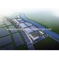 China Heavy Metal Welding Prefabricated Steel Structures High Strength Plate wholesale