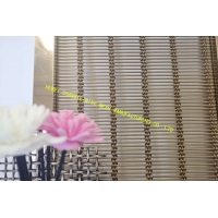 China 3.5mm Patch Decorative Woven Wire Mesh on sale