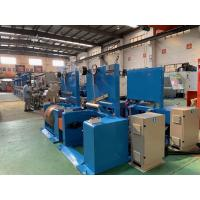 China Flexible Cable Wire Manufacturing Machines / Sheathed Cable Extrusion Line on sale