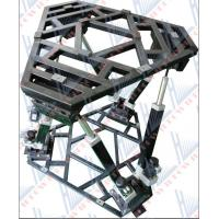 China 6 DOF Swing Test Table For Provide Position / Sine Wave Analog With 200kg Payload wholesale