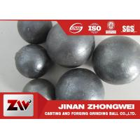 China High hardness and good wear resistance Steel Grinding Balls for Mining wholesale