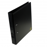 China Office A4 A5 Folder ESD PP Plastic Ring Binder wholesale