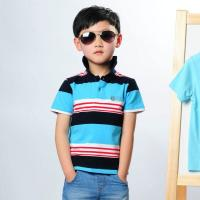 China Wholesale kids polo shirts,Cotton Fabric with breathability and Sweat absorption  boys kids t-shirts design wholesale
