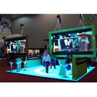 China 18W Square Indoor Full Color Led Display With High Resolution wholesale