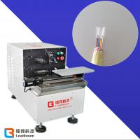 China Benchtop Automatic Wire Stripping Machine 6000mm / Min Twin Beam Path Design wholesale