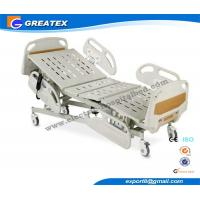 China Multifunction Detatchable Electric Hospital Bed , Clinic / medical equipment bed wholesale