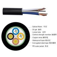 China Hybrid Fiber Cable/Hybrid Fiber Copper Cable/ Hybrid Optical Fiber Cable Copper/OPLC Hybrid Fiber Cable wholesale