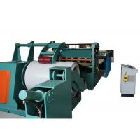 China Stainless Steel Coil Slitting Machine / Line Metal Sheet Straightening Machine on sale