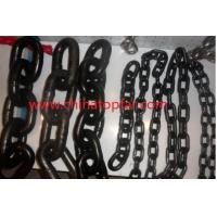 Steel chain,fishing chain,round link chain, mining chain, elevator chain and other industrial chain