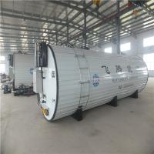 China Automatic Temperature Control Asphalt Tank , Bitumen Storage Tank wholesale