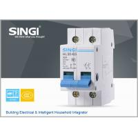 China SINGI HL30-63 Isolator Disconnect Switch AC 50/60Hz 230/240V  32/63A 1p 2p 3p 4p wholesale