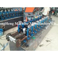China PPGI Cold roll Former Metal Stud Roll Forming Machine For T Grid Ceiling Beam wholesale