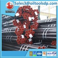 China API 5CT seamless steel tubing pipe with NU / EU/ NEW VAM connection wholesale