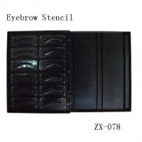 China Eyebrow Shape Design Stencil (ZX-078) wholesale