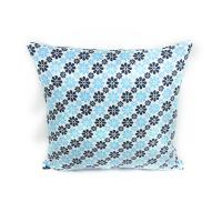 China Eleglant Pillow Cushion Covers Home Checker or Flower Patterned Cotton Canvas wholesale
