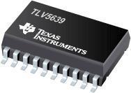 China Data Conversion Circuits DAC (D/A Converters) TLV5639IDW wholesale