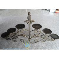 Quality CH (59) Metal candle holder parts for sale