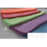 China Sports Custom Microfiber Towels For Fast Absorbing Sweat / Microfiber Bath Towels on sale